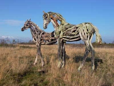 driftwood horses.JPG