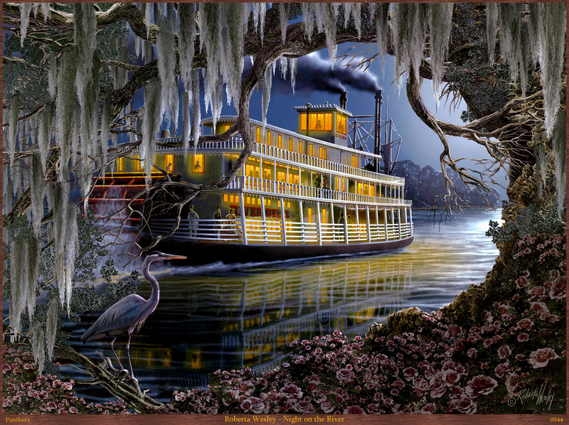 Panthera_0044_Roberta_Wesley_Night_on_the_River; DISPLAY FULL IMAGE.