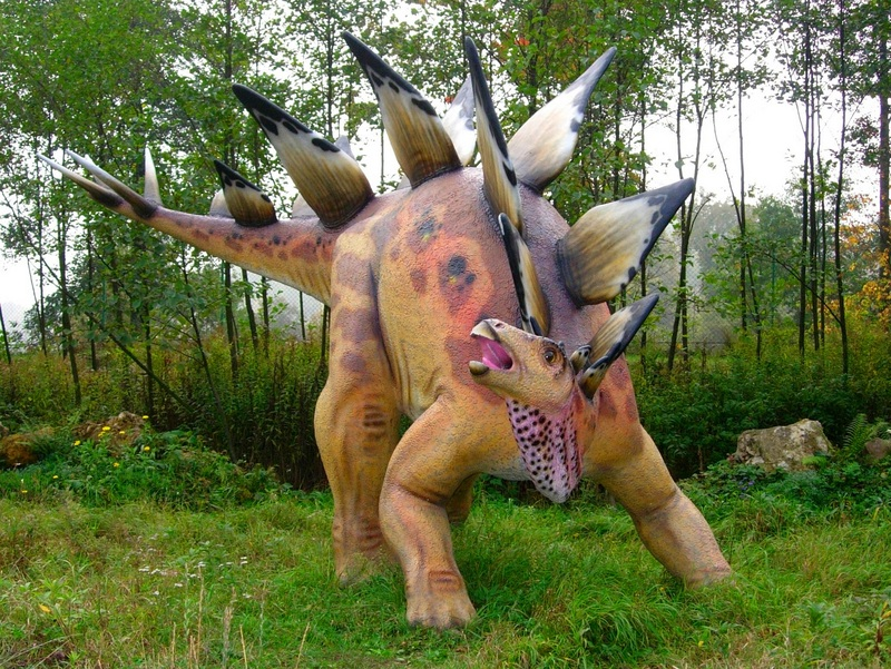 Stegosaurus - Wiki; DISPLAY FULL IMAGE.