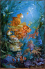 Panthera 0441 James C. Christensen  Fantasy of the Sea