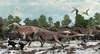 'Shaggy' Tyrannosaur Now World's Biggest Feathered Beast [LiveScience 2012-04-04]