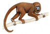 ...Image Gallery: 25 Primates in Peril - Northern brown howler monkey (Alouatta guariba guariba) [L