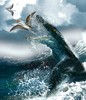 Image Gallery: Ancient Monsters of the Sea - Pliosaur [LiveScience 2012-10-17]