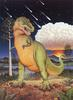 [FlowerChild scans] Painted by Braldt Bralds, Did Comets Kill the Dinosaurs?