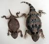 Horned Lizard (Family: Phrynosomatidae, Genus: Phrynosoma) - Wiki