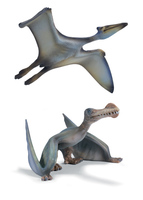 Flying Dinosaur Collection - 2 Figure Set