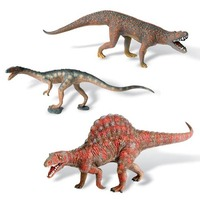 Dinosaur Collection 1 - 3 Figure Set