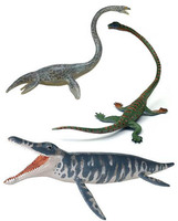 Sea Dinosaur Collection - 3 Figure Set