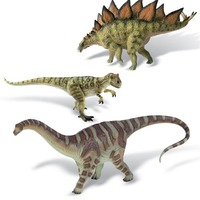 Jurassic Dinosaur Collection - 3 Figure Set